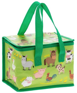 Little Stars Farmyard Animal Lunch Bag