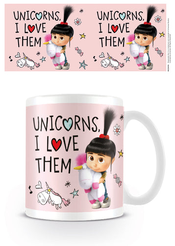 Despicable Me 3: 'Unicorns I Love Them'
