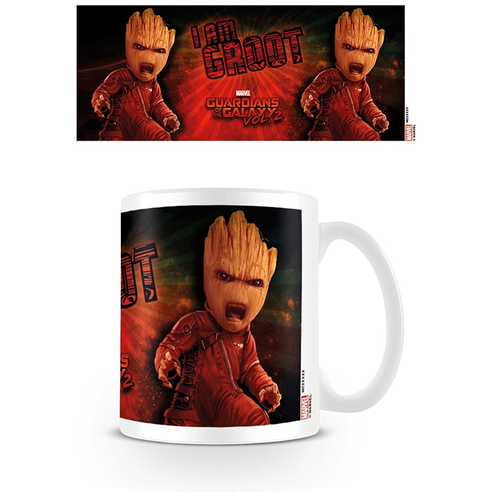 Guardians of the Galaxy (Vol 2) Angry Baby Groot Mug