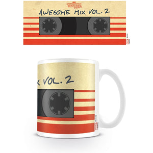 Guardians of the Galaxy Awesome Mix Vol 2 Mug