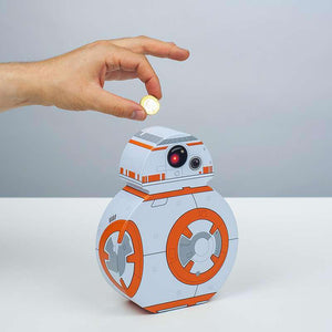 Star Wars BB8 Money Box with Sound