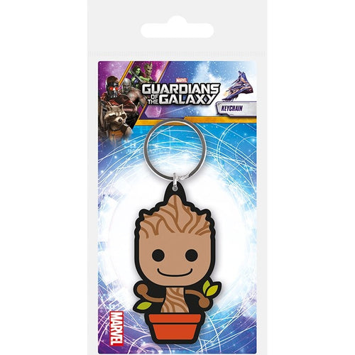 Guardians of the Galaxy Baby Groot (Vol 1) Keyring - Free Shipping