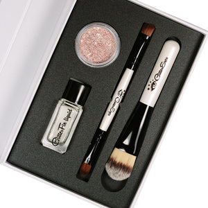 Festival Ready Glitter Eyes: Barely There Kit