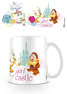 Beauty and the Beast: Be Our Guest Mug