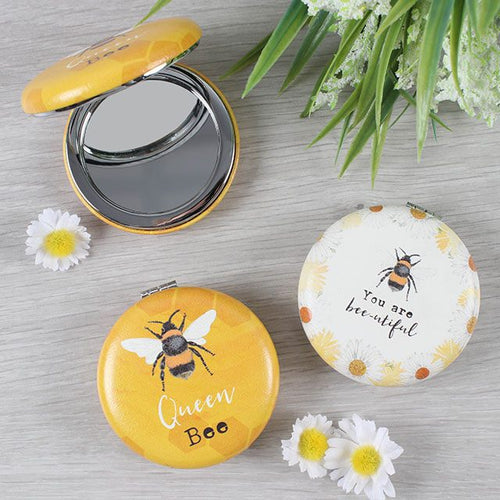 Daisy Bee-utiful Compact Mirror