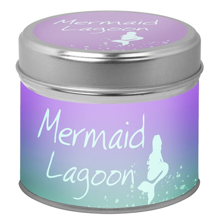 Candle in a Tin: Mermaid Lagoon