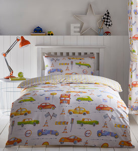Cars Duvet Cover Set