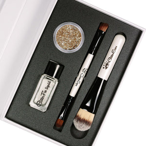 Festival Ready Glitter Eyes: Champagne Kisses Kit