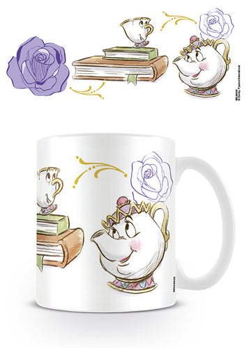 Beauty and the Beast: Chip 'Enchanted' Mug