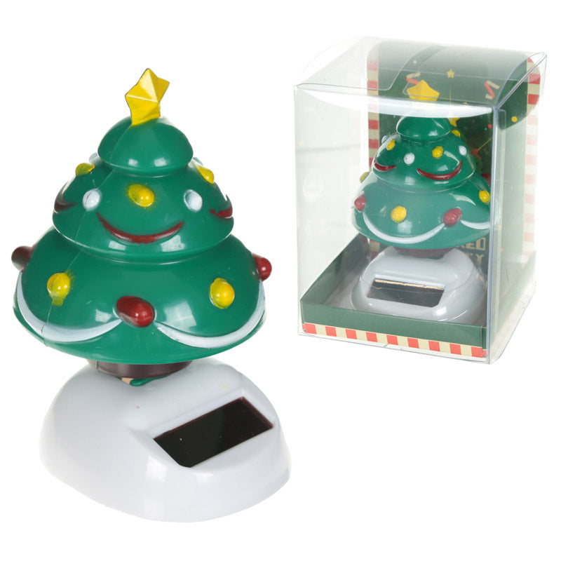 Christmas Tree Solar Flip Flap