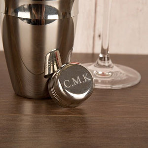 Personalised (Initials) Party Cocktail Shaker