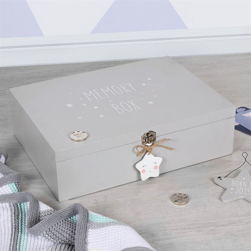 Wooden 'Dream Big' Children's Memory Box