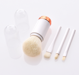 Glowii Travel Friendly Makeup Brush Set