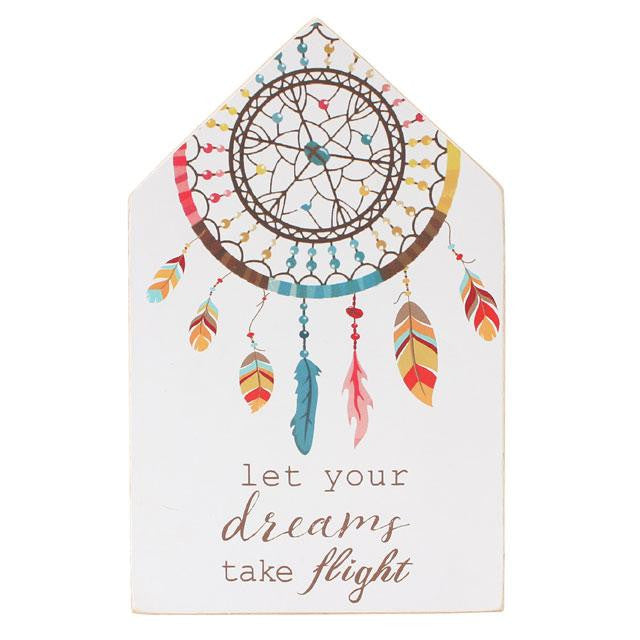 Dreamcatcher Plaque