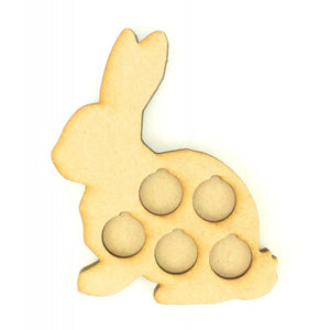 Easter Rabbit £1 Coin Holder