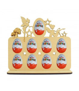 Fairy Themed Kinder Egg Holder - Perfect for Easter...or Just Because!!! (Chocs not inc.)