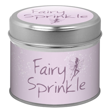 Candle in a Tin: Fairy Sprinkles