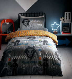 Gamer Duvet Cover Set