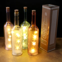 Decorative Bottle with LED Lights