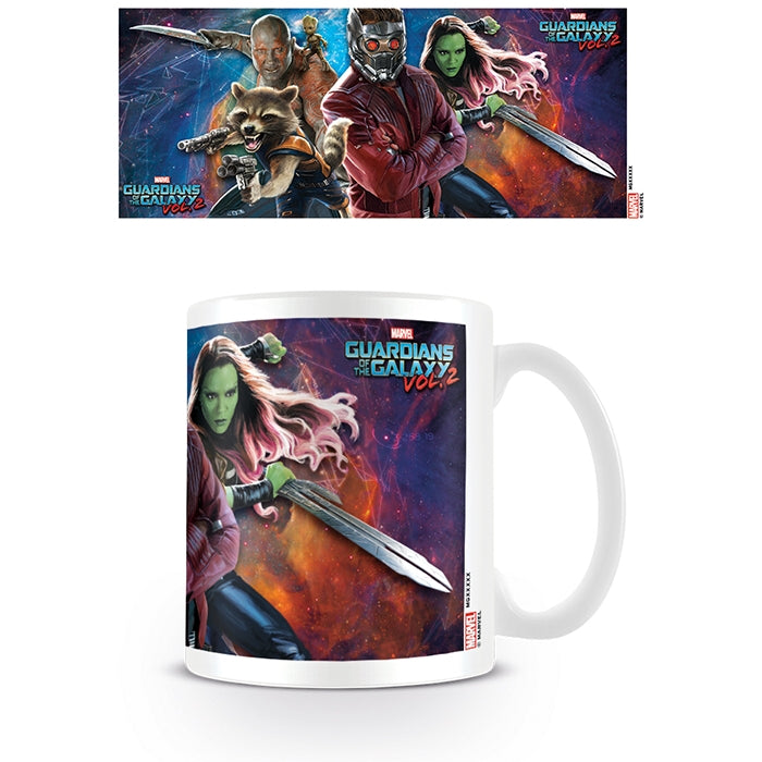 Guardians of the Galaxy (Vol 2) Action Shot Mug
