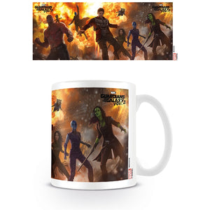 Guardians of the Galaxy (Vol 2) Explosive Mug
