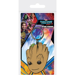 Guardians of the Galaxy Baby Groot (Vol 2) Keyring - Free Shipping