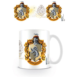 Harry Potter Boxed Crest Mug (Choose your House or go for a general Hogwarts one)