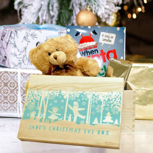 Personalised In The Night Garden Snow time Christmas Eve Box