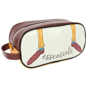 Mens 'Essentials' Wash Bag