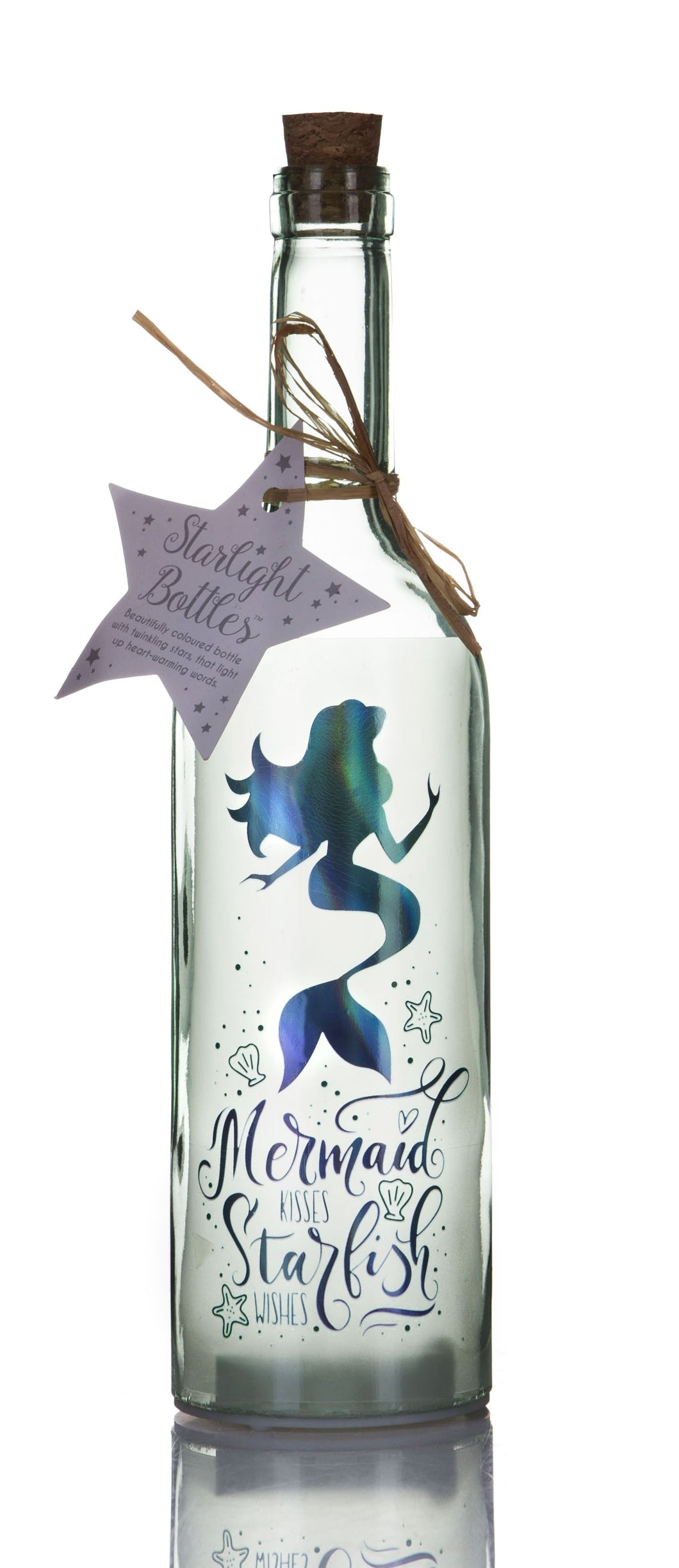 Mermaid Kisses LED Starlight Bottle
