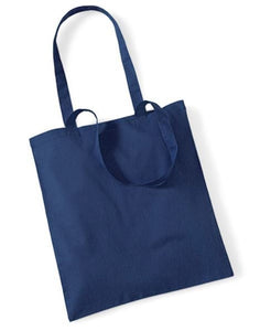 Personalised and Customisable Monogram Cotton Tote Bag