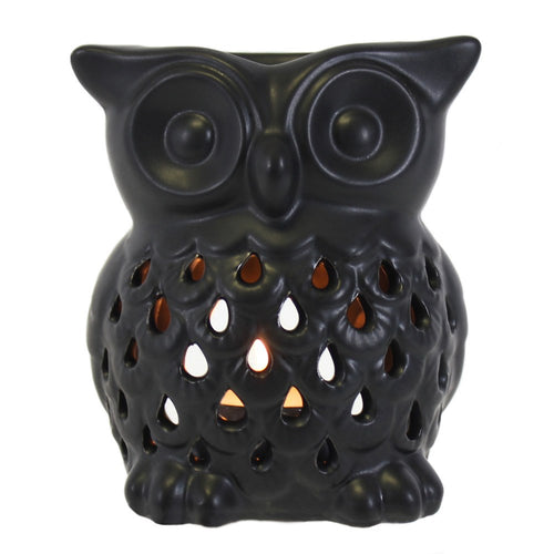 Black Owl Oil and/or Wax Melt Burner