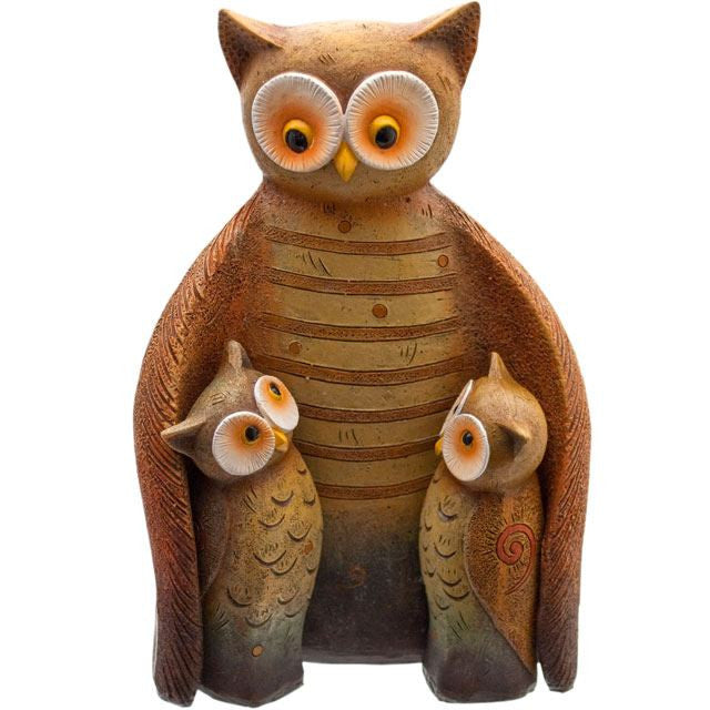 Owl Family Ornaments
