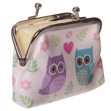 Love Owl's Design Coin Purse