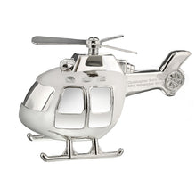 Personalised Helicopter Money Box