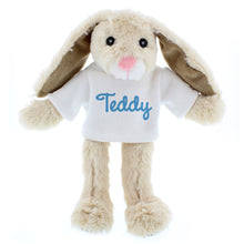 Personalised Soft Toy Bunny - just add the chosen name