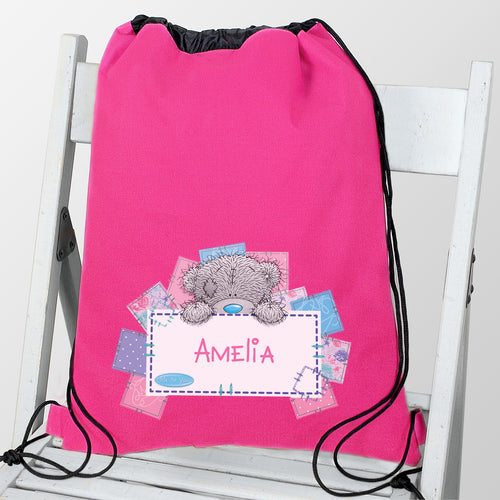 Personalised Me to You Swim & Gym Bag