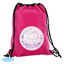 Personalised Me to You 'Tiny Tatty Teddy' Unicorn Swim & Gym Bag