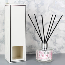 Personalised Mum Reed Diffuser - Perfect for Mother's Day