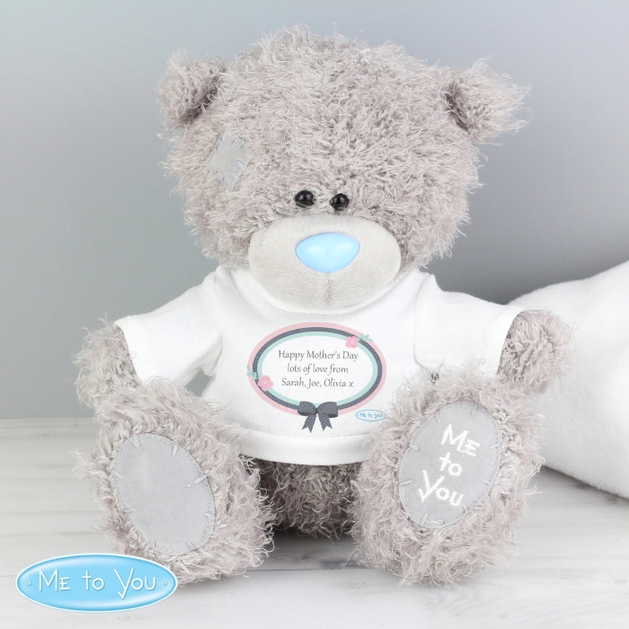 Personalised Me To You Bear (Pastel Belle) with T-Shirt - Any Message