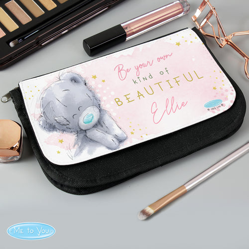 Personalised 'Me To You' Be-You-Tiful Make Up Bag