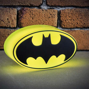 Mini Batman Logo Light