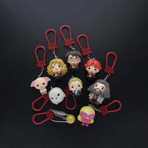 Harry Potter Keyrings / Backpack Buddies