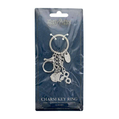 Harry Potter Charm Keyring - Free Shipping