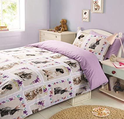 Pet Lover Duvet Cover Set - Various sizes available