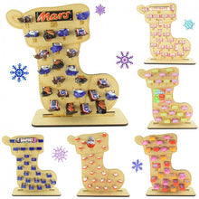 Christmas Stocking Chocolate/Sweet Advent Calendar (Chocs/Sweets not inc.)