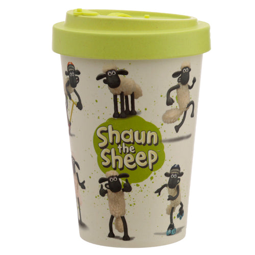 Bamboo Composite Shaun the Sheep Travel Mug