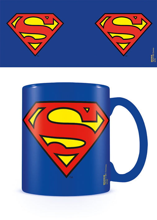 Superman (Logo) Mug