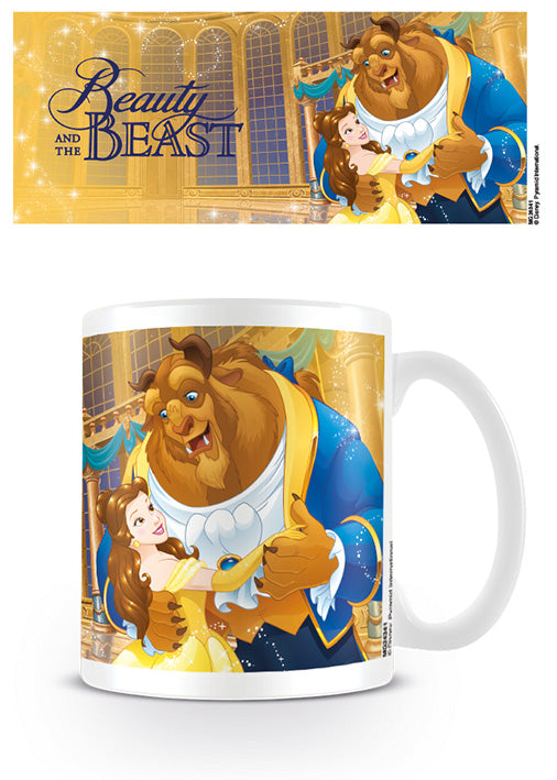 Beauty and the Beast: Tale as Old as Time Mug