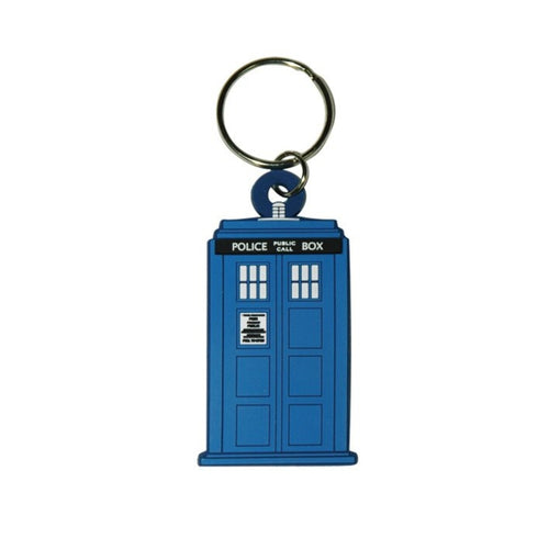 Doctor Who Tardis Keyring - Free Shipping